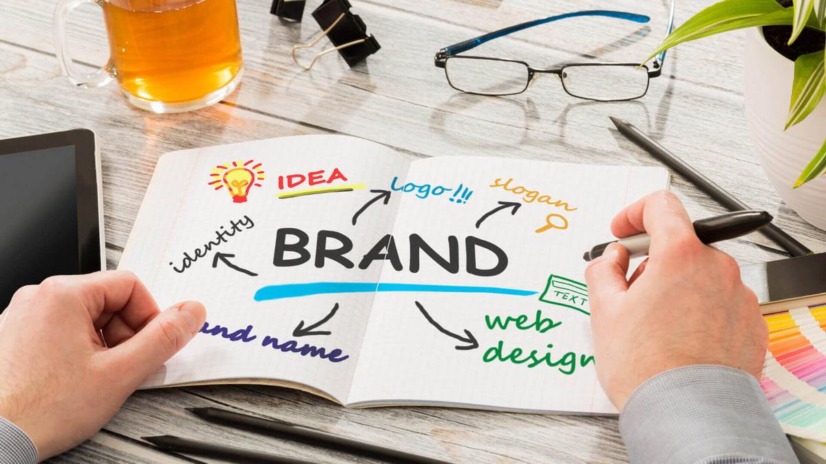 Branding, creare identitate vizuala
