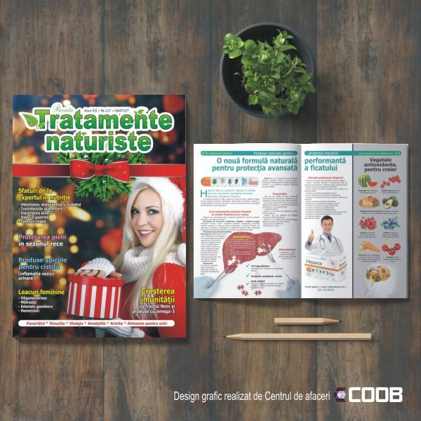 Revista Tratamente naturiste