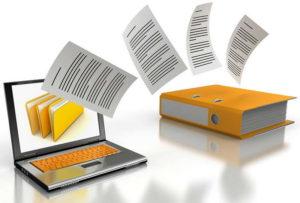 Consiliere contabila - actele firmei